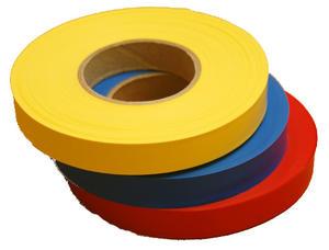 Plastband för vävning